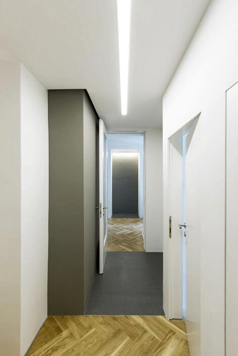 Aleksanddar Gušić Arhitektura - Kumanovska Renoviran Stan