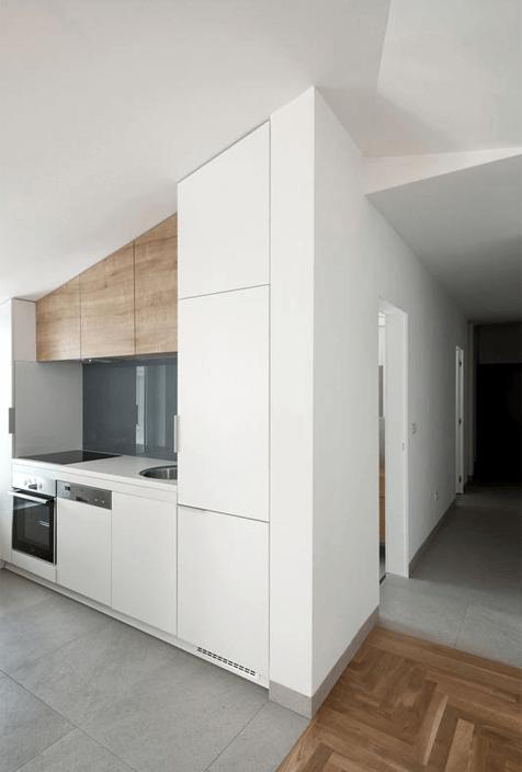 Aleksandar Gušić Architecture - Apartman na Senjaku
